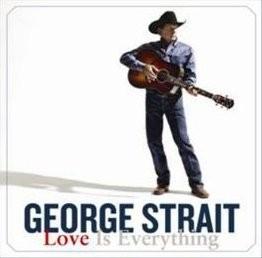 George Strait, king of country music, nouveauté 2013, disque,