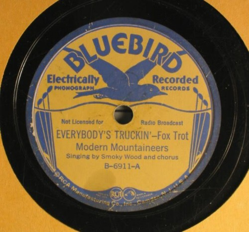 Modern Mountaineers, western swing, country music,