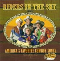 nouveauté 2012, riders in the sky, country music, folk song,
