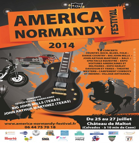 festival, caen, normandie, country music, americana, rock, rockabilly, john arthur martinez,