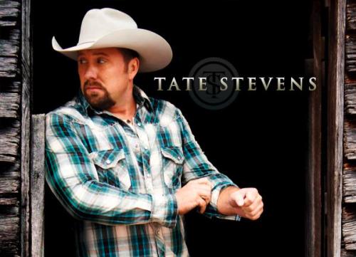 Tate Stevens, country music, radio américaine, nouveauté 2013,