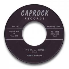 Hank Harral, Yoodeling, country music, fabulous Oklahoma, année 1956